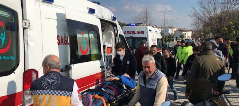Aydın'da motosikletiyle ağaca çarpan üniversite öğrencisi hayatını kaybetti