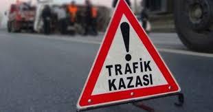 Aydın'da iki otomobil çarpıştı: 1 ölü, 5 yaralı