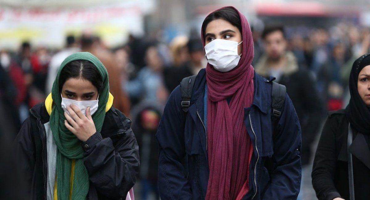 İran'da ölü sayısı yükseliyor
