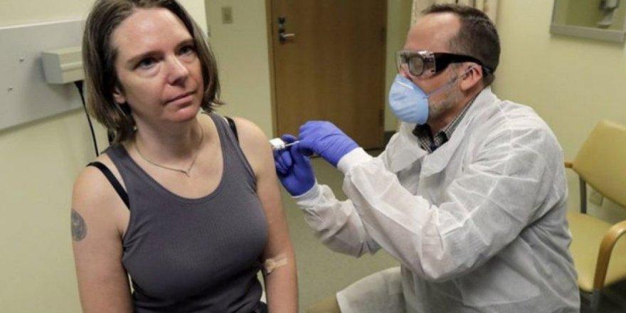 HERKESİN BEKLEDİĞİ O AN; Korona aşısı ilk kez denendi