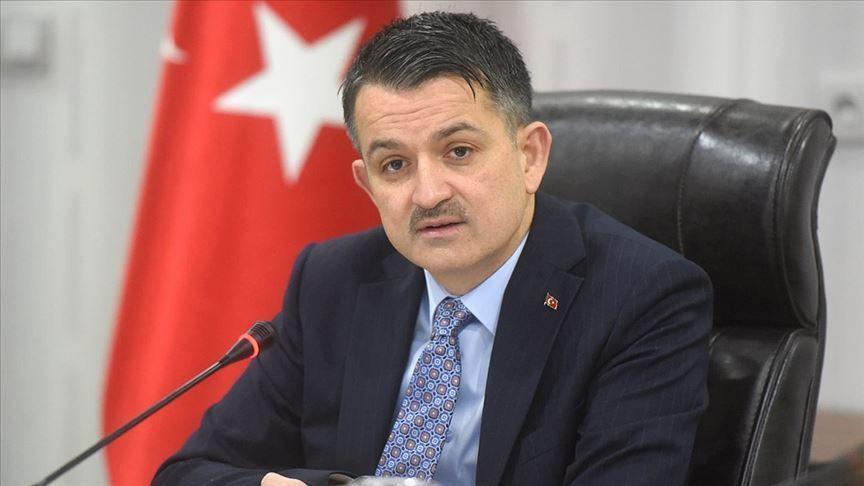 Tarım ve Orman Bakanı Pakdemirli: 2 bin 153 kişi atanacak