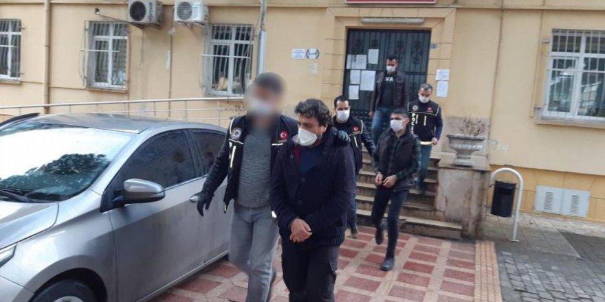 Aydın'da uyuşturucu tacirlerine çifte ceza