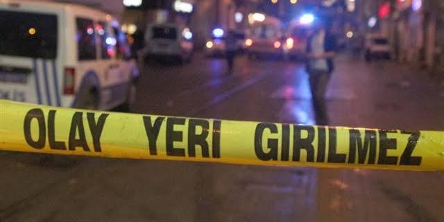 Aydın'da otomobile silahlı saldırı: 1 ölü, 1 yaralı