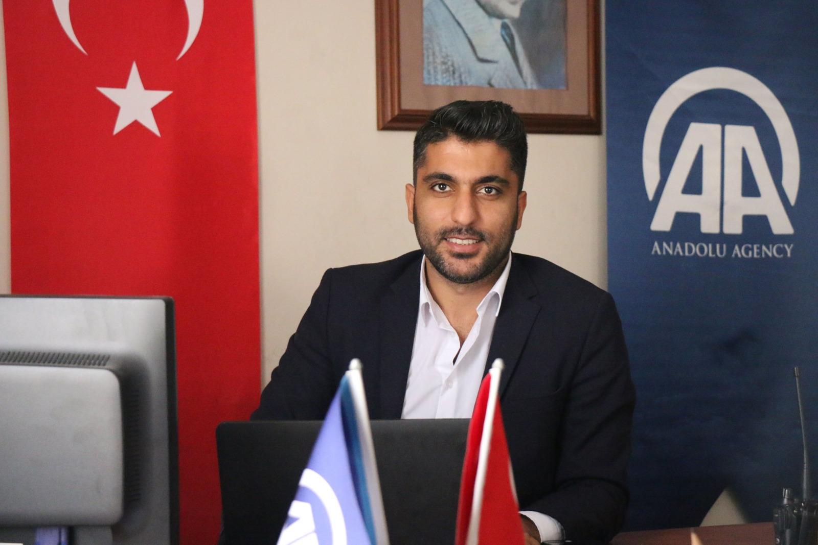 Anadolu Ajansı Ayın En İyi Spor Fotoğrafı Aydın'da Çekildi