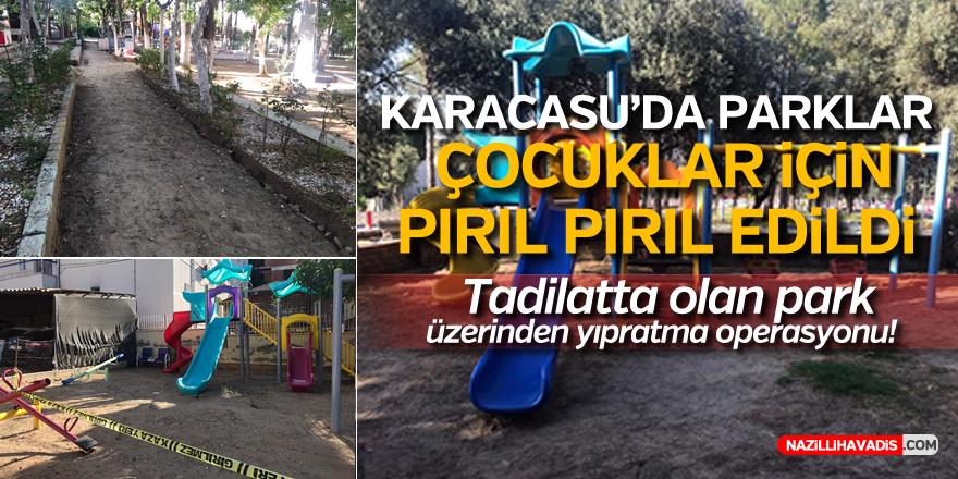 ZEKİ İNAL'I PARK ÜZERİNDEN YIPRATMAYA ÇALIŞIYORLAR