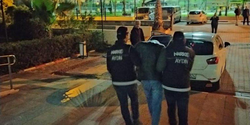 Nazilli'de Uyuşturucu Operasyonu: 1 Kişi Tutuklandı