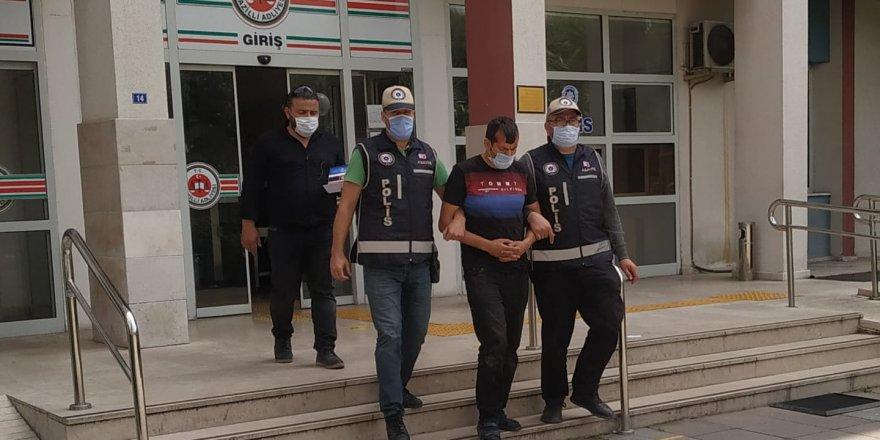 Azılı Suçlu Polisin Kovalamacası Sonucu Yakalandı