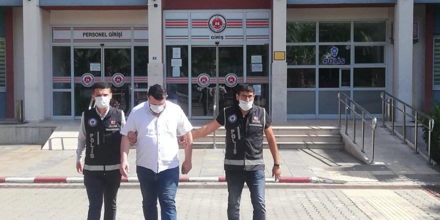 NAZİLLİ POLİSİNDEN TEFECİ DE KAÇAMADI