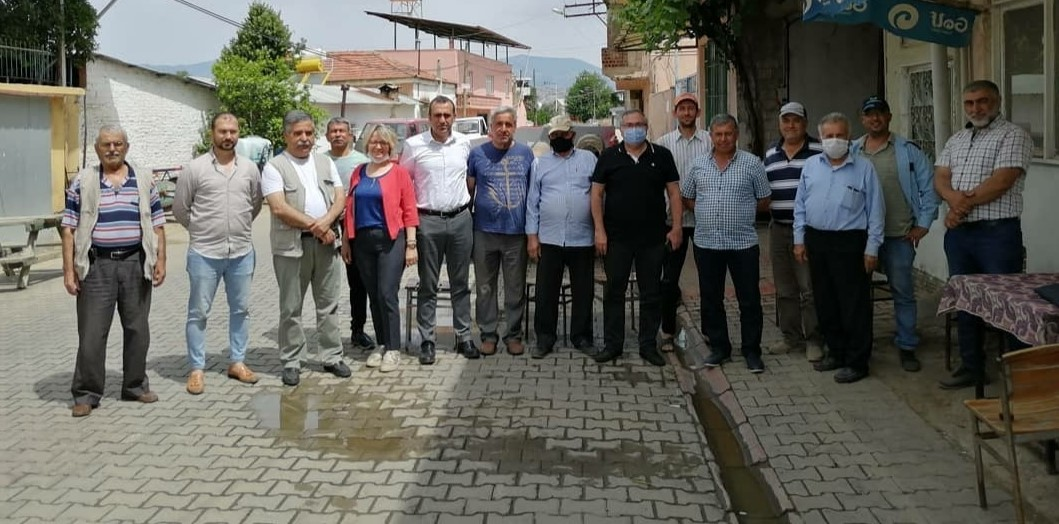 CHP'den Sevindikli Ve Durasıllı Köyleri'ne Ziyaret