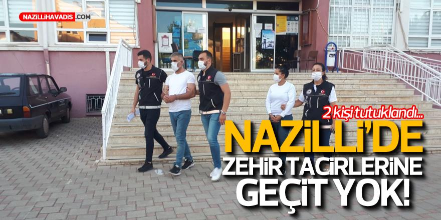 Nazilli'de Uyuşturucu Operasyonu: 2 Kişi Tutuklandı