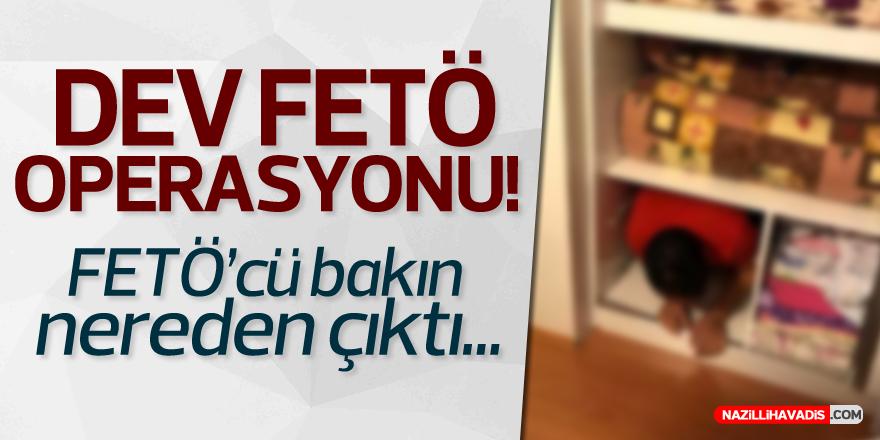 FETÖ'CÜ BAKIN NEREDEN ÇIKTI!