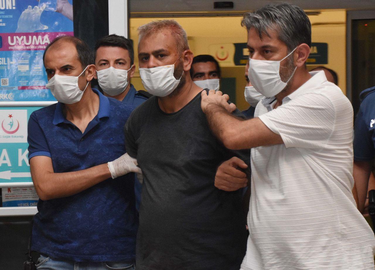 Aydın'da firari gaspçı yakalandı