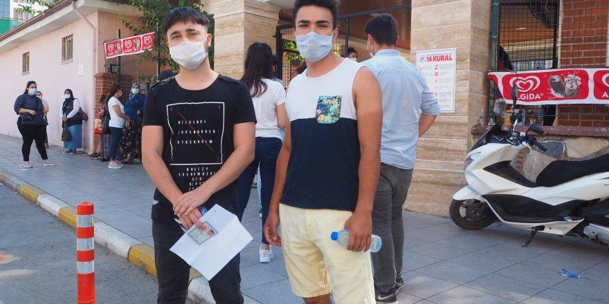 Nazilli'de Gençler Üniversite İçin Ter Döküyor