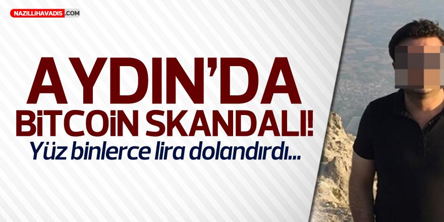 AYDIN'DA İKİNCİ BİTCOİN SKANDALI