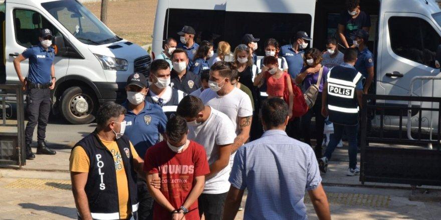 Aydın'da Fuhuş Operasyonu: 6 Şüpheli Tutuklandı