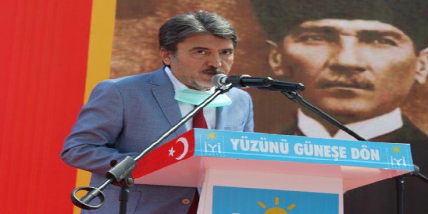 İYİ Parti Aydın İl Başkanı Süleyman Demirci Oldu