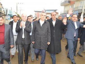 AK Parti'nin Adayları'na Büyük Destek
