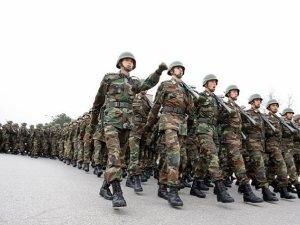 Askerlik Kanun Tasarı Genel Kurul'da Kabul Edildi