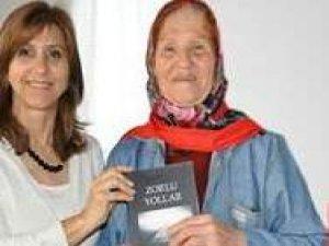 70 yaşında yazmayı öğrendi, 79 yaşında kitap yazdı