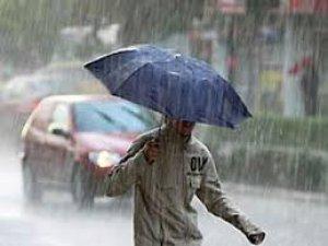 Aydın'da Öğleden Sonra Kuvvetli Yağış Bekleniyor