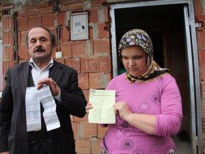 Kaçak Elektrik Kullanan Vatandaş Kendini İhbar Etti