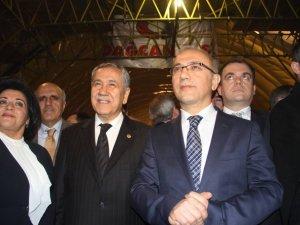 Türkiye'nin En Uzun Otoyol Tüneli Işığı Gördü
