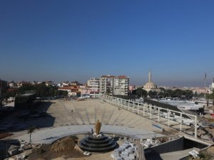Atatürk Kent Meydanı 15 Mart'ta Açılacak