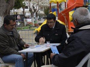 Karabulut: Proje Çalıştayı Oluşturacağız