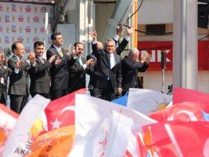 Başbakan'dan, Altın Kanal Menderes'e Tam Destek