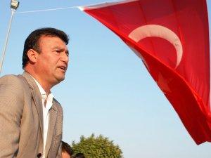 Başkan Akın: Geleceğimize Işık Tutan Zafer Çanakkale