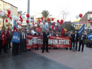 Nazilli Türk Eğitim-Sen, Çanakkale Şehitlerini Andı