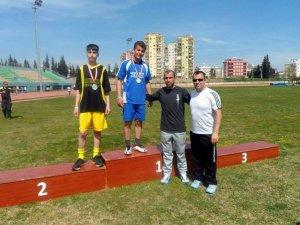 Özel Sporcular Antalya'dan Madalyalarla Döndü