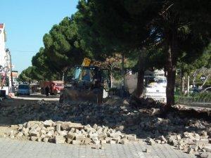 Didim'de Çöp Konteynırları Yeraltına Alınıyor