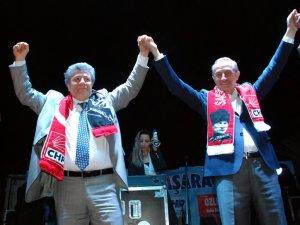 Balbay: Ben Deniz Atabay'ın Zaferini Kutlamaya Geldim