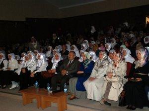 Didim'de Kutlu Doğum Etkinliğine Bayanlardan Yoğun İlgi