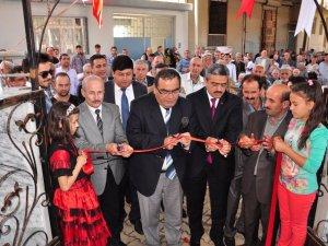 Nazilli'de Yalınkuyu Camisi İbadete Açıldı