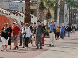 Turizmde Temmuz ayında yüzde 13,52'lik artış oldu