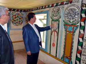 AK Parti'li Kılınç 2 Asırlık Tarihi Camiye Sahip Çıktı