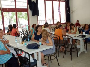 Didim'de Kibele Kadın Derneği Kadınları Biraraya Getirdi