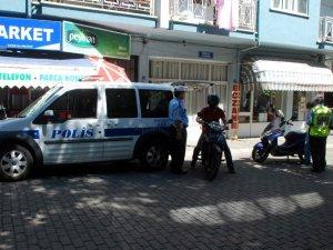 Aydın'da Trafik Ekipleri Motosikletlilere Göz Açtırmıyor