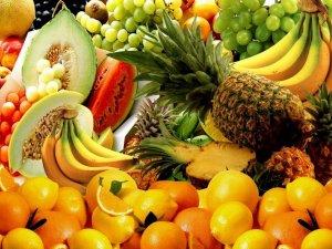 Yaz Sıcaklarında bol miktarda sebze ve meyve tüketin