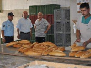 İncirliova'da Fırın Denetimleri Devam Ediyor