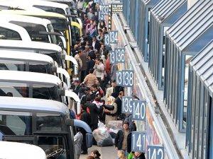 Ramazan Bayramı'nda 7 Milyon Kişi Otobüsle Seyahat Edecek