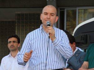 Soylu, Nazilli'de İhsanoğlu ve Kılıçdaroğlu'na Yüklendi