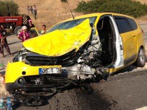Didim'deki Kazada Yaralanan Turist Hayatını Kaybetti
