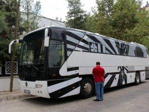 Aydınspor 1923'ün Takım Otobüsü Haczedildi