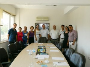 Didim Turizm Altyapı Hizmet Birliği, MARTAB'ı ziyaret etti