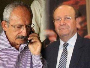Kılıçdaroğlu'ndan Mesut Özakcan'a Geçmiş Olsun Telefonu