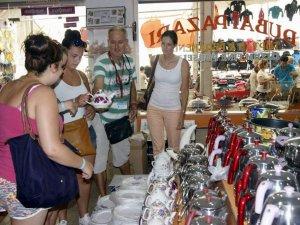 Aydın Ticaret Odası 114 turiste Aydın'ı gezdirdi