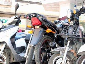 Nazilli'de 101 motosiklet trafikten men edildi
